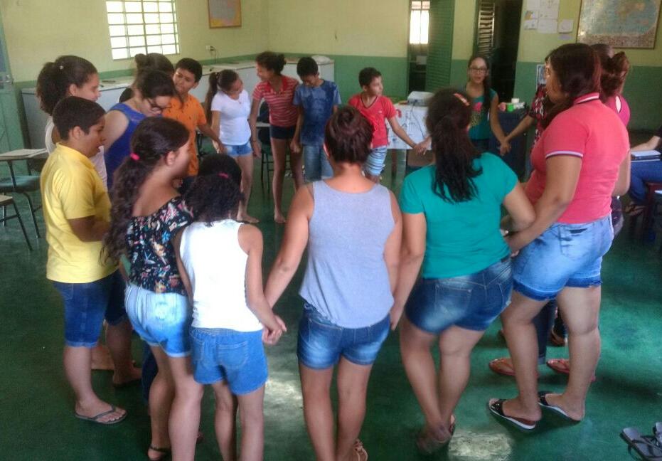 3ª etapa da Escola Bíblica de Crianças e Adolescentes