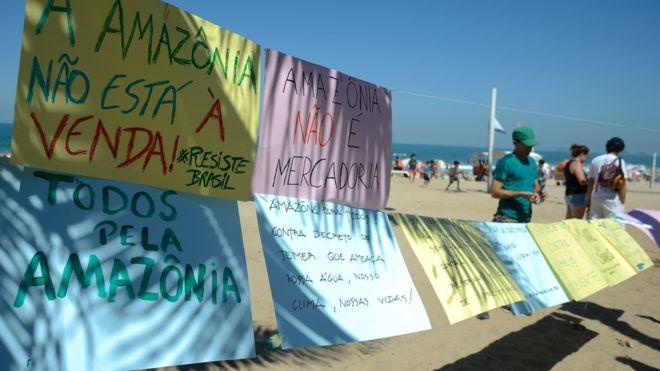 CNBB e coalizão de bispos de 9 países condenam abertura de área na Amazônia à mineração