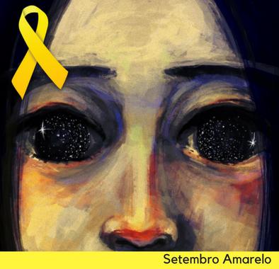 Setembro amarelo: A diferença entre querer morrer e querer que a Dor pare