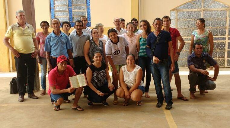 CEBI-RO: Jaru estuda Cartas Pastorais e Hebreus
