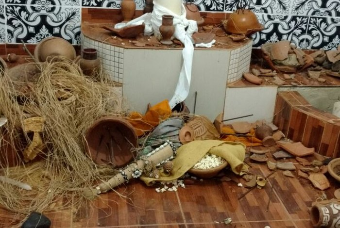 Intolerância religiosa: terreiros são atacados na Baixada Fluminense