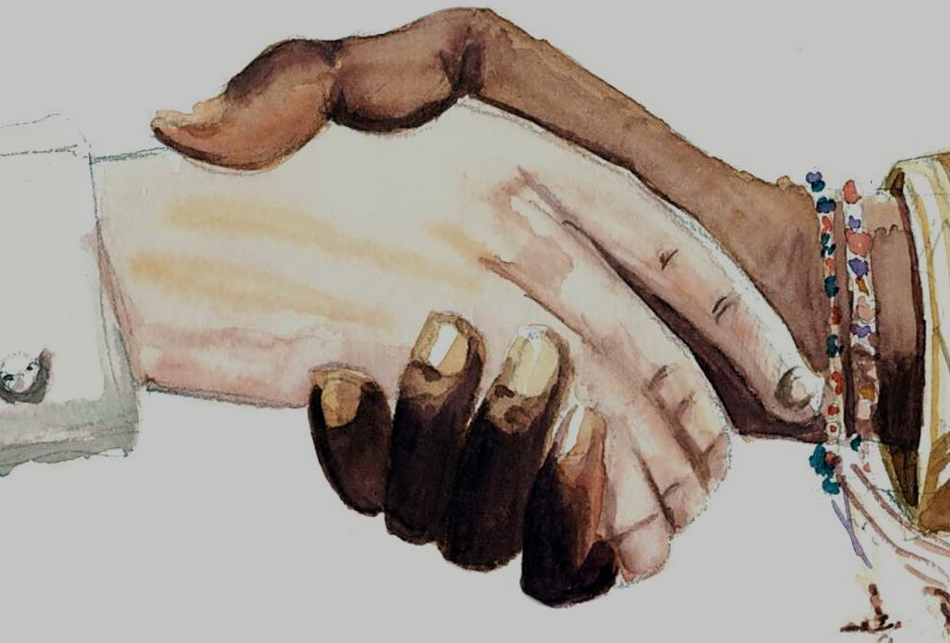 Não a intolerância: irmanados na dor e na luta