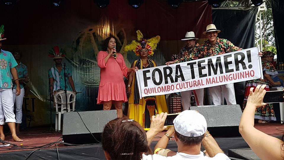 CEBI-PE No terreiro, celebrando e dançando contra a intolerância religiosa