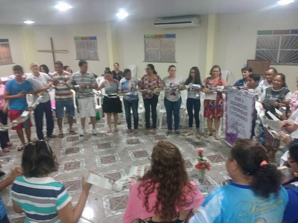 CEBI-AM: Formação Bíblica reúne comunidade da Arquidiocese de Manaus