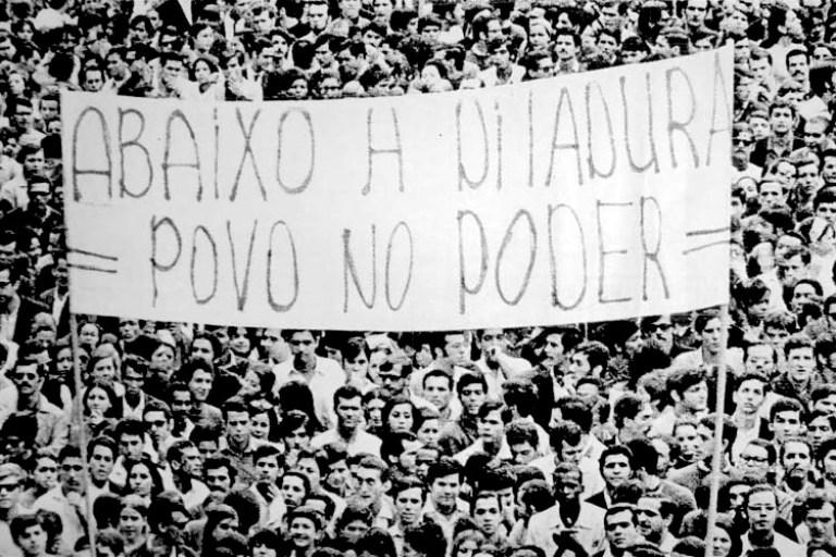 Arquivos da ditadura e memória subversiva