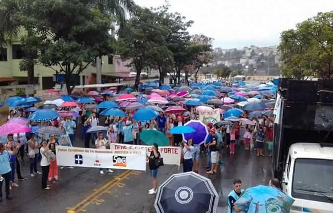Celebração dos 500 anos da Reforma clama pelo Rio Doce