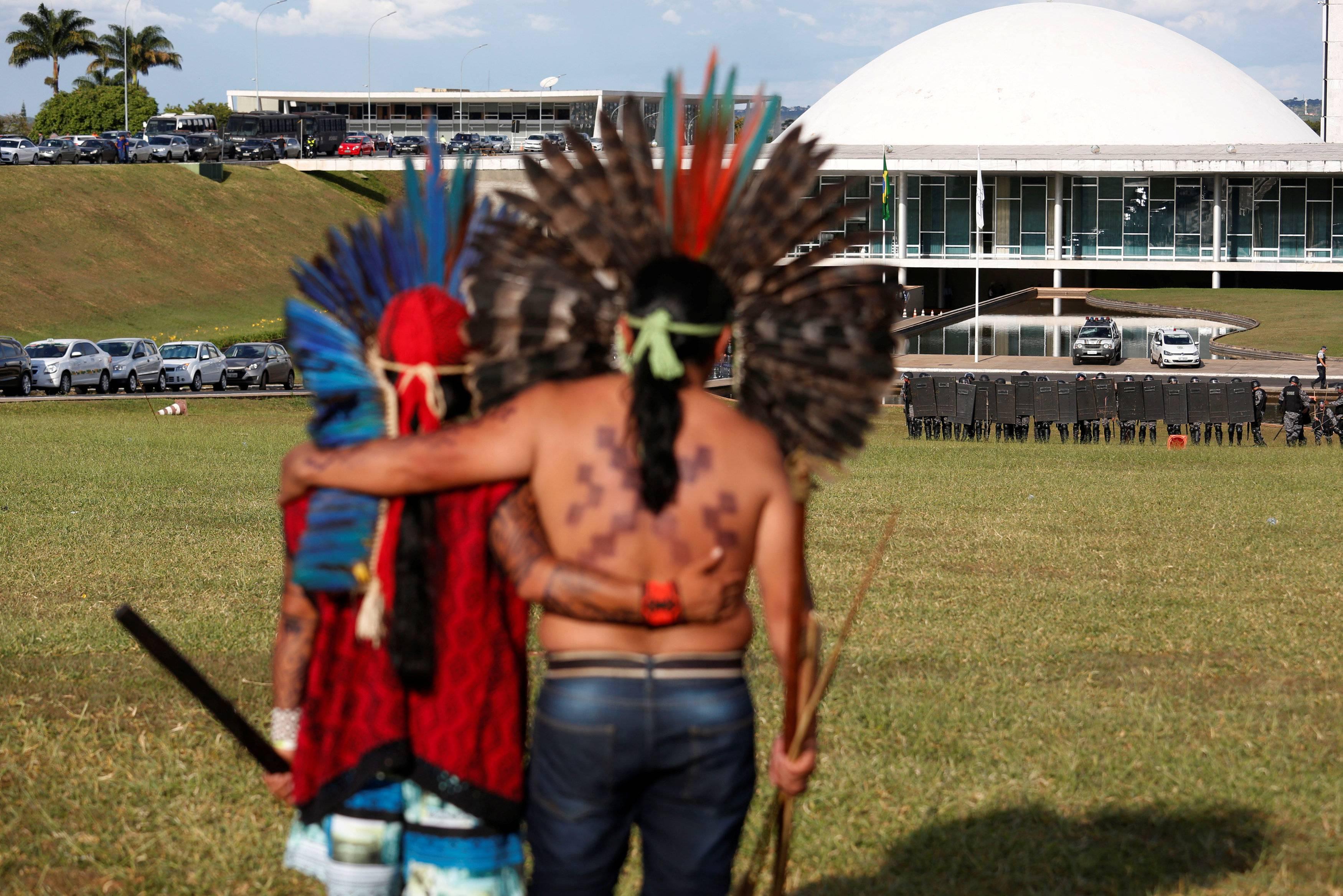 Desterritorialização indígena no Brasil: o projeto ruralista