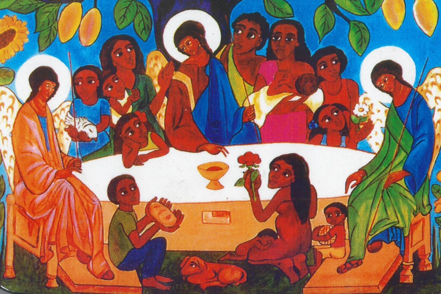 O primeiro impacto da Boa Nova de Jesus no povo