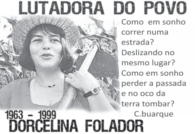 CEBI-MS: Dorcelina vive! Dezoito anos do martírio