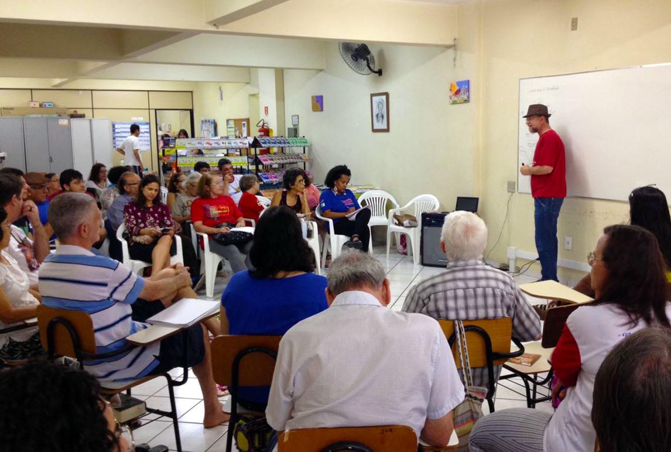 CEBI-ES: Curso em Vitória debate o projeto do Reino e as comunidades