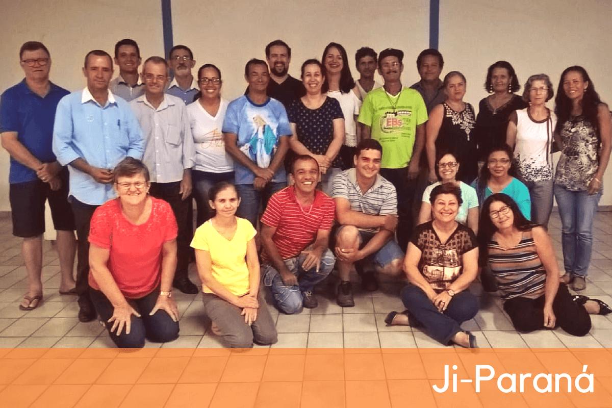 CEBI Ji-Paraná: Escola bíblica conclui sua primeira turma
