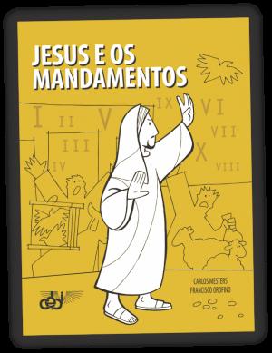 PNV352 Jesus e os mandamentos CEBI Carlos Mesters Francisco Orofino