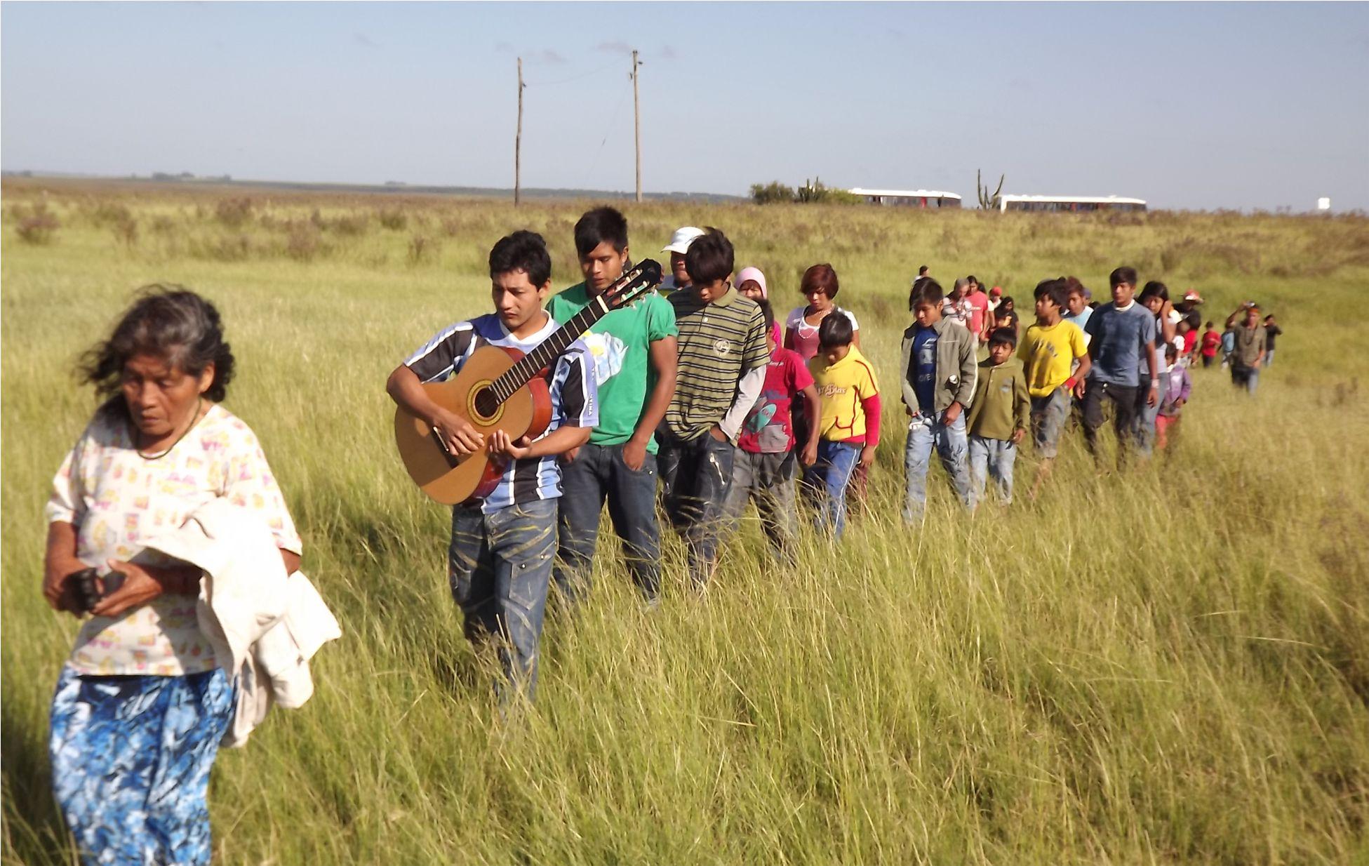 Missão ecumênica nas comunidades Kaingang e Guarani