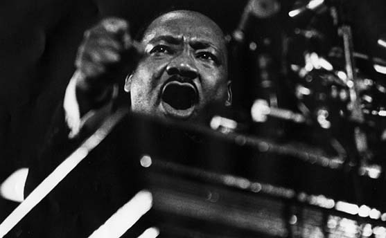Luther-King, o direito de sonhar