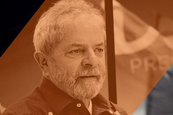 imagem de capa: ex-presidente Lula