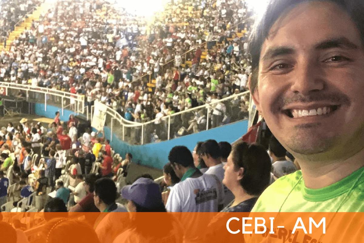 CEBI-AM: 14º Eclesial pela voz de Diego Aguiar