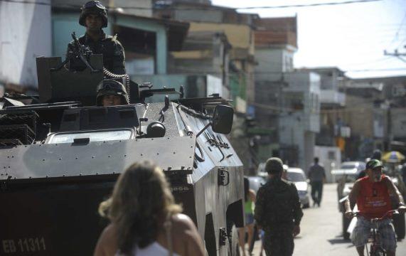 intervenção Rio de Janeiro