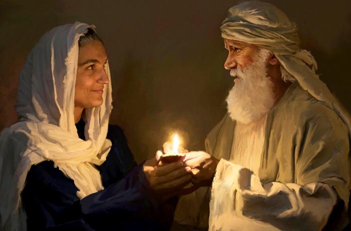 Reflexão do Evangelho: Deus de Sara e Abraão