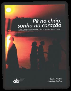 capa do livro Pé no Chão, Sonho no Coração