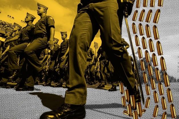 O terror na Maré e a maré de terror que avança: matar como um método da justiça e uma política de Estado