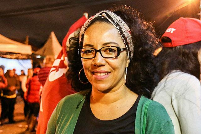 Negra e feminista: A pastora evangélica que defende a liberdade de Lula