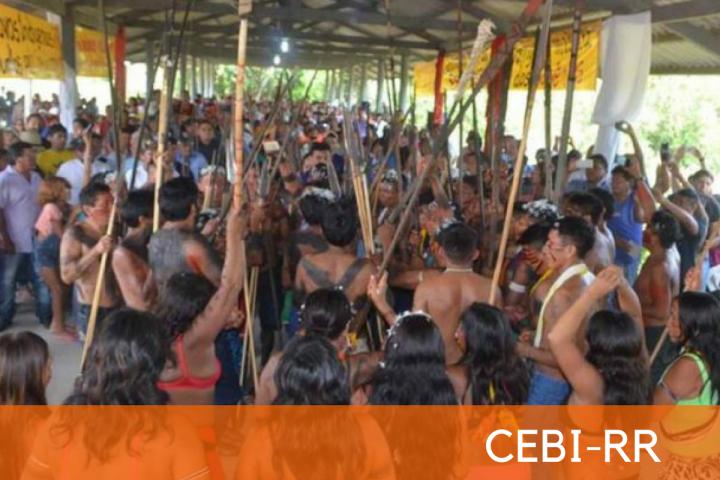 CEBI-RR: Proteção aos direitos dos povos indígenas em situação de migração trans-fronteiriça no Estado de Roraima