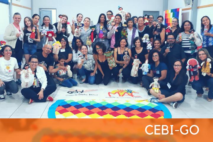 CEBI-GO: Oficinas de Teatro do Oprimido e de Bonecos acontece em Goiânia