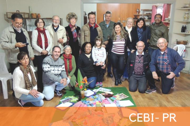 CEBI-PR: Ponta Grossa realiza o 1º encontro e Espiritualidade Bíblica