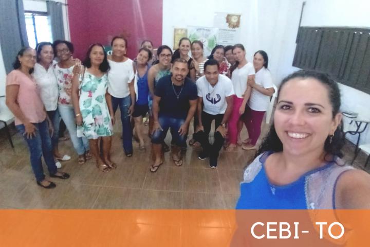 CEBI-TO: Escola Bíblica de Lagoa da Confusão