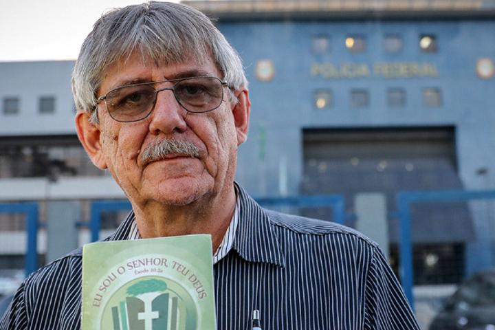 Nota do CEBI e de FE-ACT em apoio ao Pastor Inácio Lemke