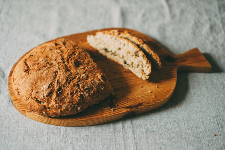 """""""Quem come deste pão viverá para sempre"""""""