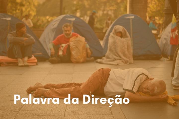 CEBI repudia violência praticada pela Guarda Municipal de São Paulo contra pessoas em situação de rua