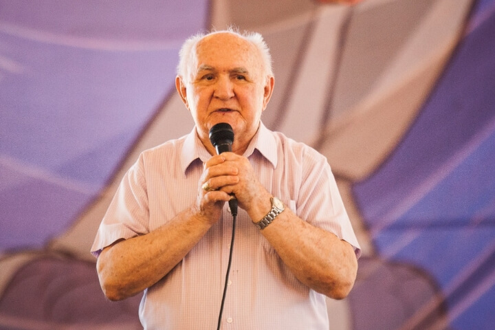 Os camponeses e o povo brasileiro perderam um grande lutador: Dom Antonio Possamai