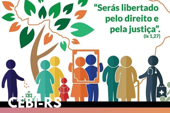 CEBI-RS convida para formação sobre a Campanha da Fraternidade de 2019