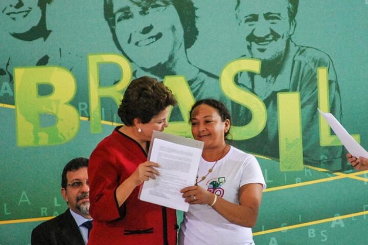 Coordenadora regional do MAB, Dilma Ferreira Silva é assassinada em Tucuruí (PA)