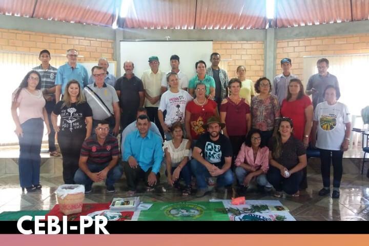 CEBI-PR: Curso Bíblia, Terra e Água – a Vida do Planeta