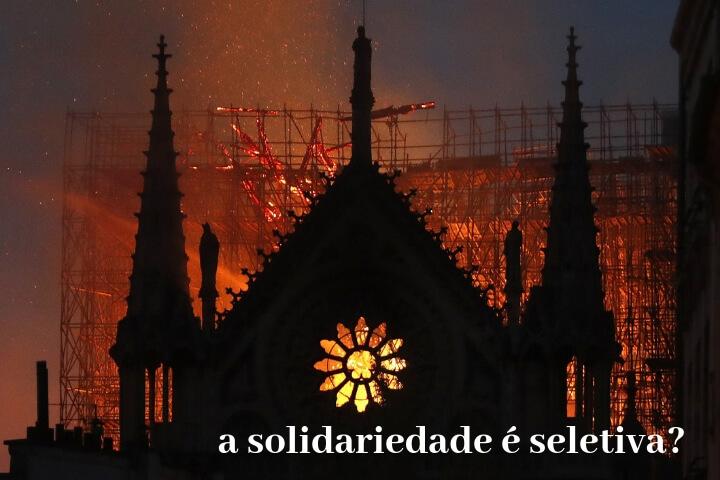 Hipocrisia Cristã e Solidariedade Seletiva