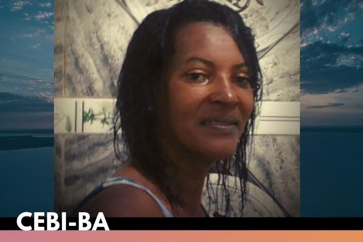 CEBI-BA perde a companheira Ivonete Araújo Pereira