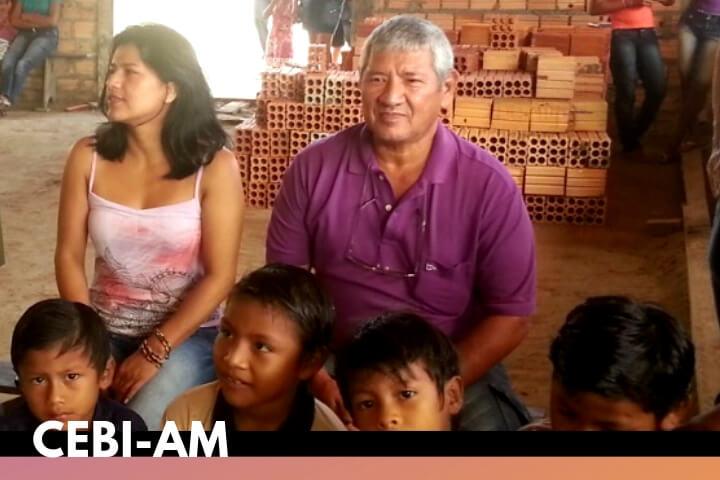CEBI-AM: Nota de falecimento do companheiro Pedro dos Santos Pinon