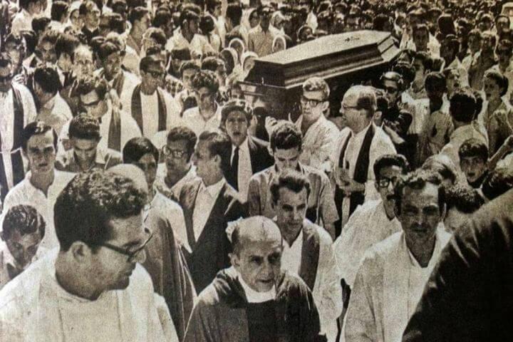 """50 anos do assassinato de Padre Henrique serão lembrados na mesa-redonda """"Missão, martírio e verdade"""""""