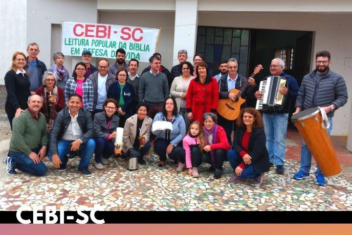 CEBI-SC comemora os 40 anos do CEBI com Seminário sobre Bíblia e Educação Popular