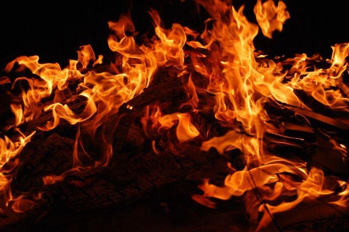 A Casa Comum está em chamas