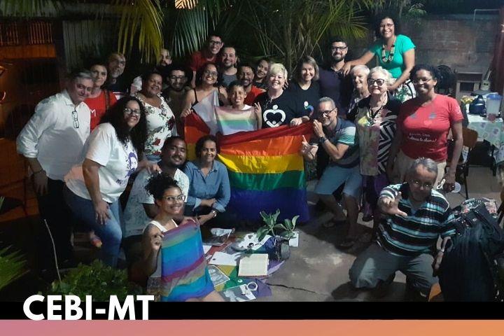 CEBI-MT realiza roda de conversa sobre diversidade