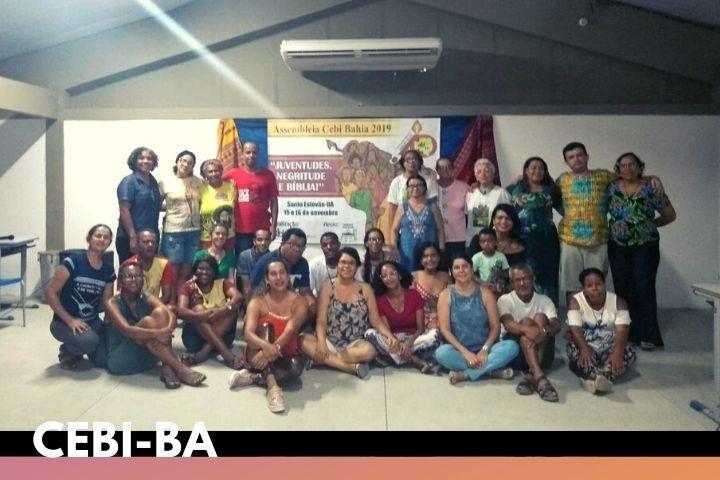 CEBI-Bahia realiza Assembleia em Santo Estevão