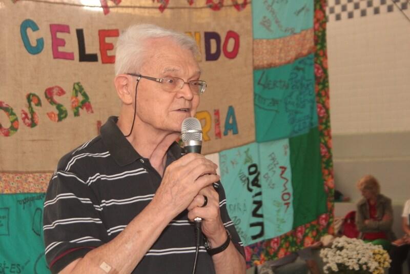 Frei Carlos Mesters fala sobre o Mês da Bíblia 2020 da ICAR, em entrevista por Frei Gilvander