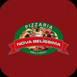 Pizzaria Nova Belíssima de São Paulo - aplicativo e site de delivery criado pela cliente fiel