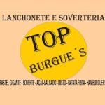 Lanchonete e SorveteriaTop Burguers de Campos dos Goytacazes - aplicativo e site de delivery criado pela cliente fiel