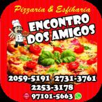 Encontro dos Amigos de São Paulo - aplicativo e site de delivery criado pela cliente fiel