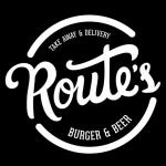 Route's Burger - Vitória de Vitória - aplicativo e site de delivery criado pela cliente fiel
