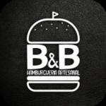 B&B Hamburgueria de Lavras - aplicativo e site de delivery criado pela cliente fiel